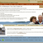 Senior Services of Island County website